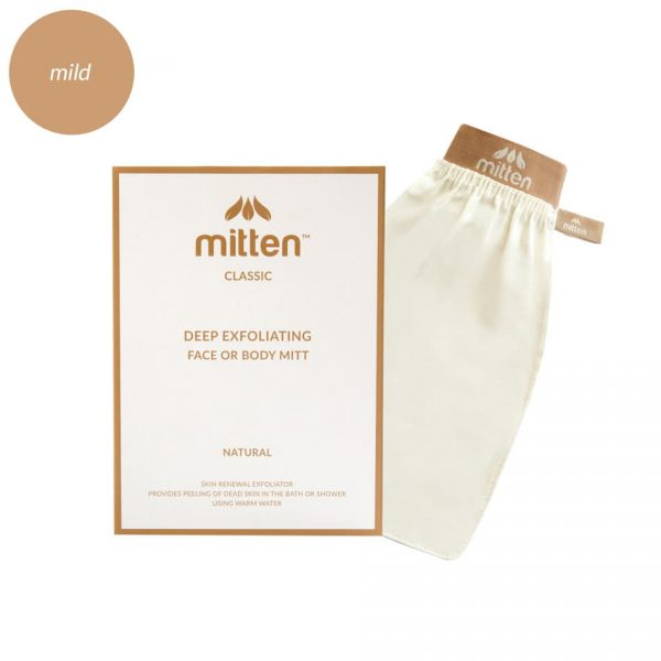 Classic Mild Turkish Bath Mitt