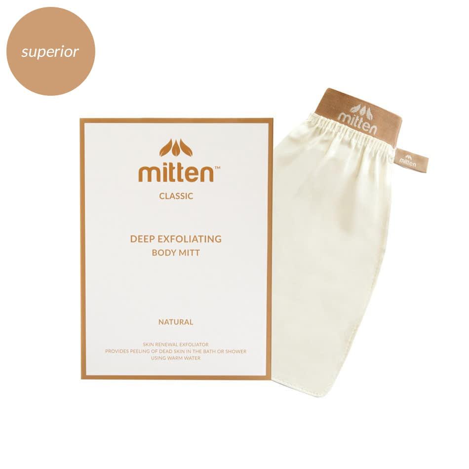 Classic Premium Turkish Bath Mitt